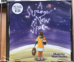A Strange New Space CD