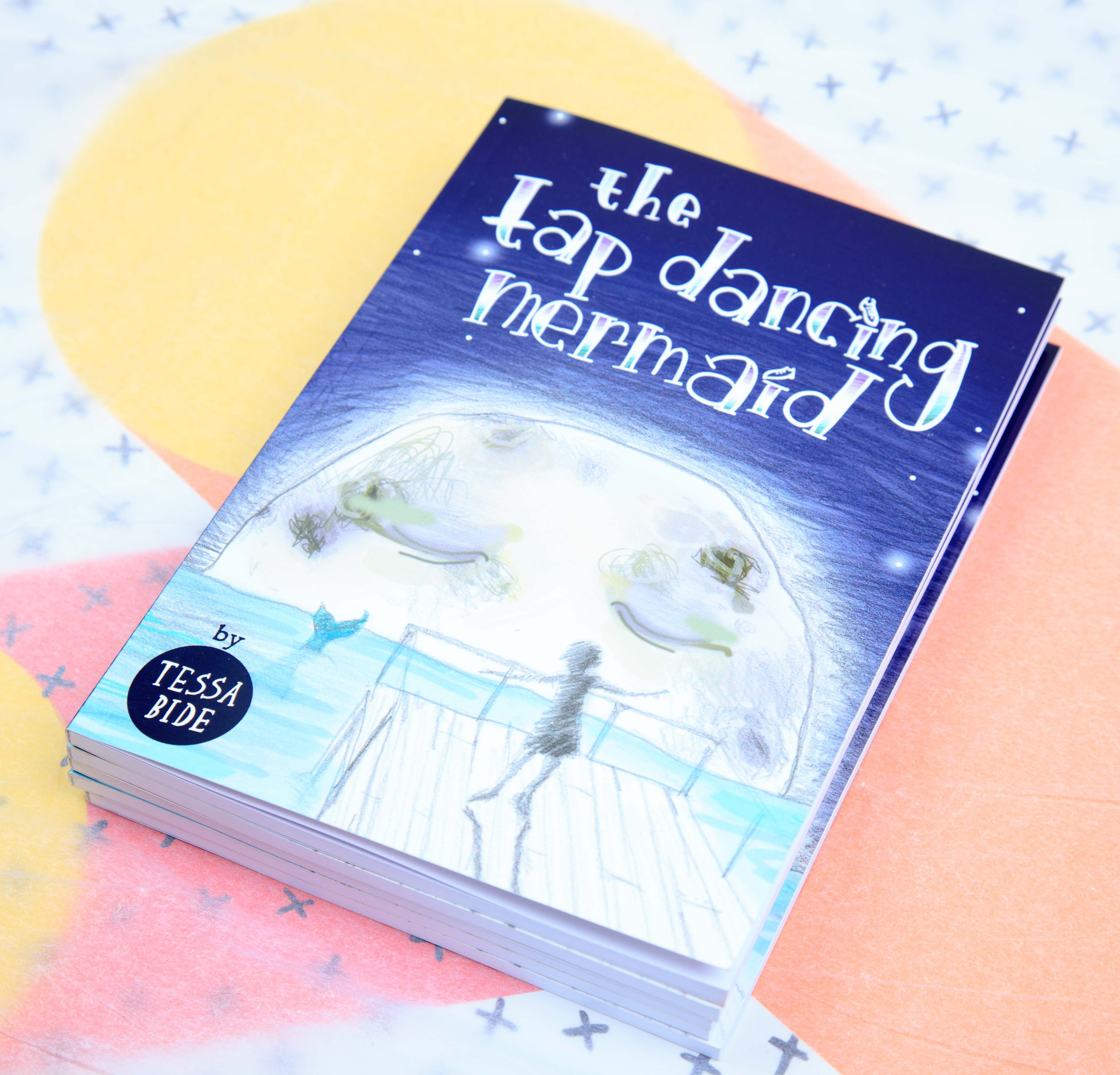 The Tap Dancing Mermaid Book