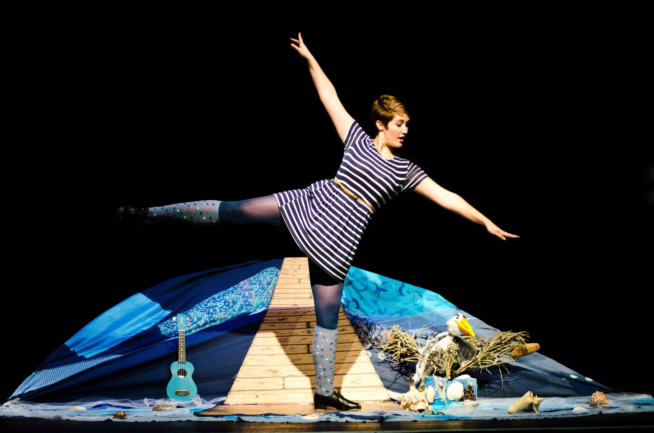 The List ★★★★ on The Tap Dancing Mermaid