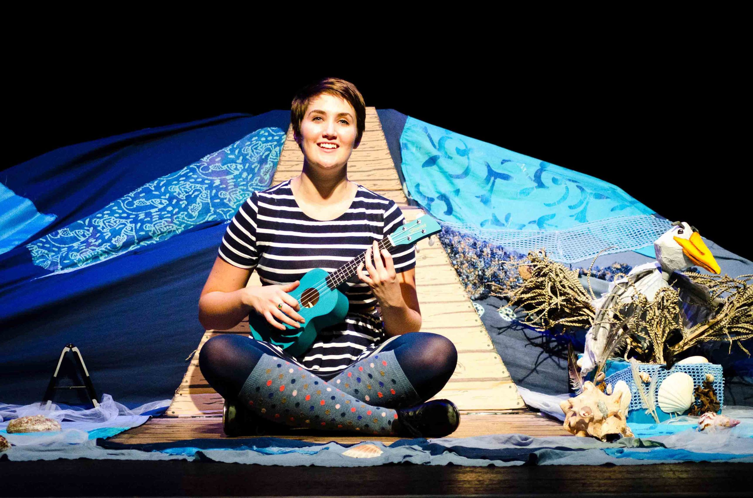 A Younger Theatre ★★★★ on The Tap Dancing Mermaid