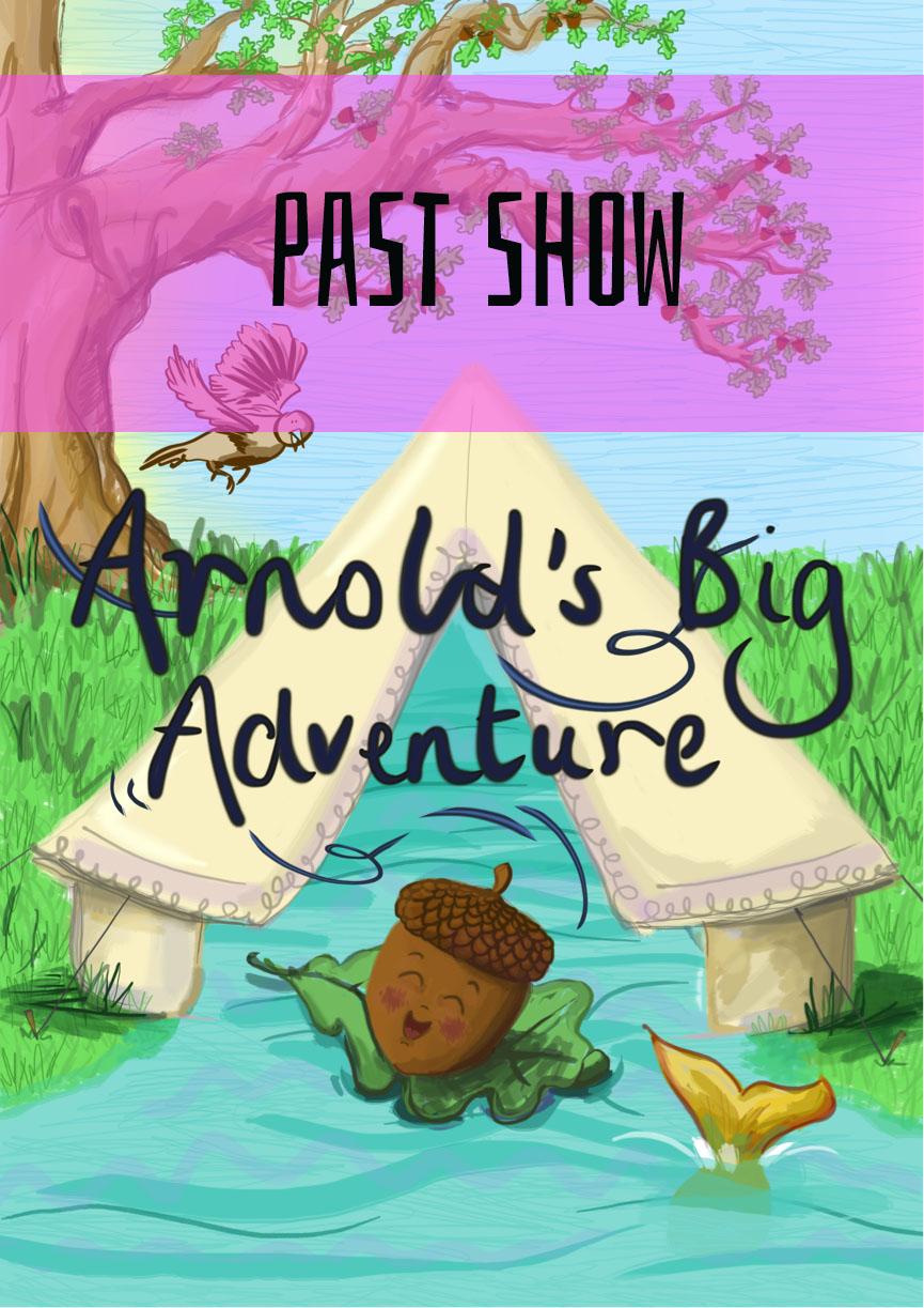 Arnold's Big Adventure
