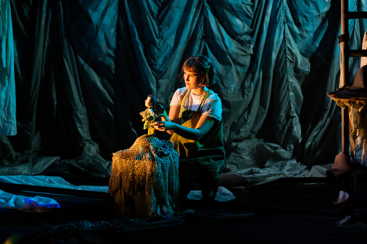 Children's Theatre Reviews on The Selfish Giant