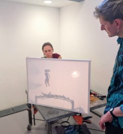 Introduction to Puppetry CPD workshop Jan 2020